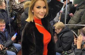 Ольга Орлова выполнила желание своей поклонницы и проехалась в метро