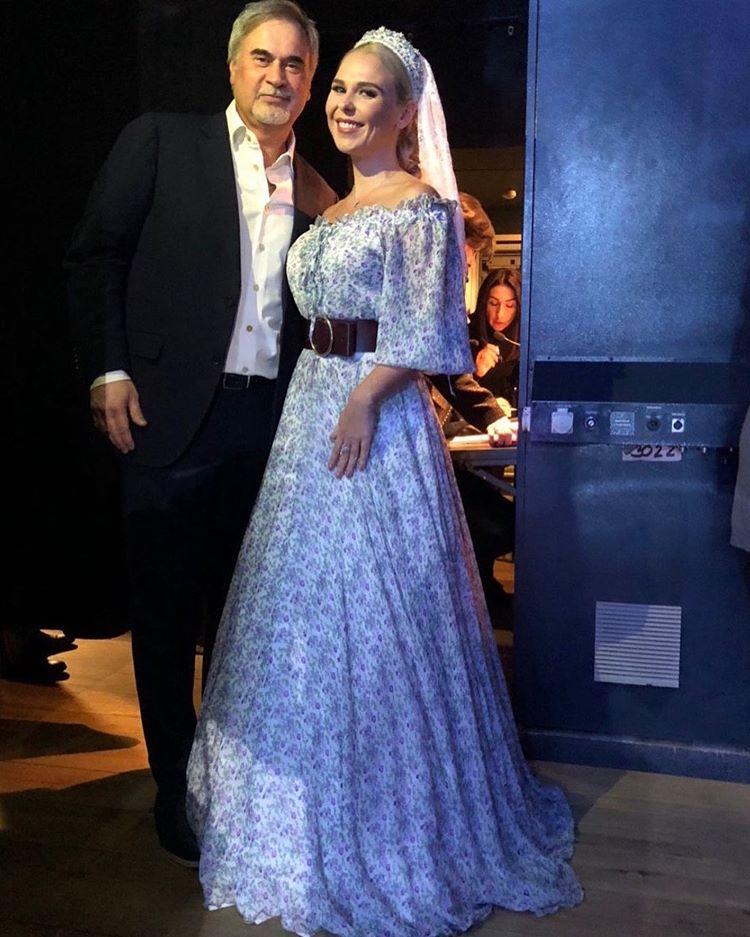 Пелагея и Валерий Меладзе