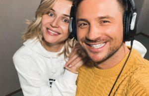 Полина Гагарина и Сергей Лазарев решили записать дуэтную песню
