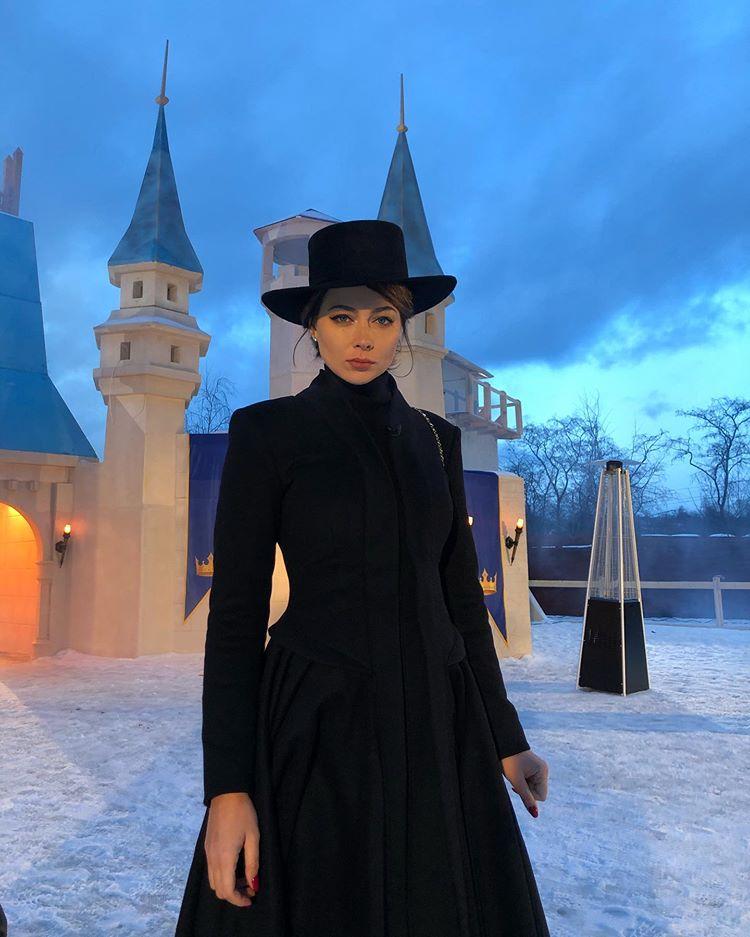 Настасья Самбурская на шоу «Битва престолов»