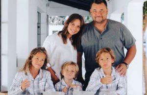 Солист группы «Руки Вверх» Сергей Жуков показал милое семейное фото