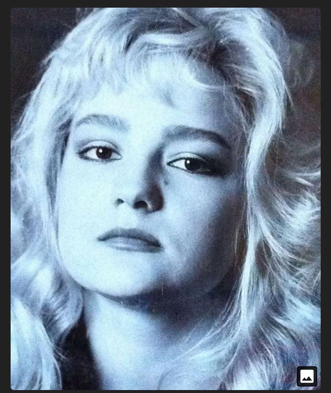 Татьяна Буланова в 22-летнем возрасте