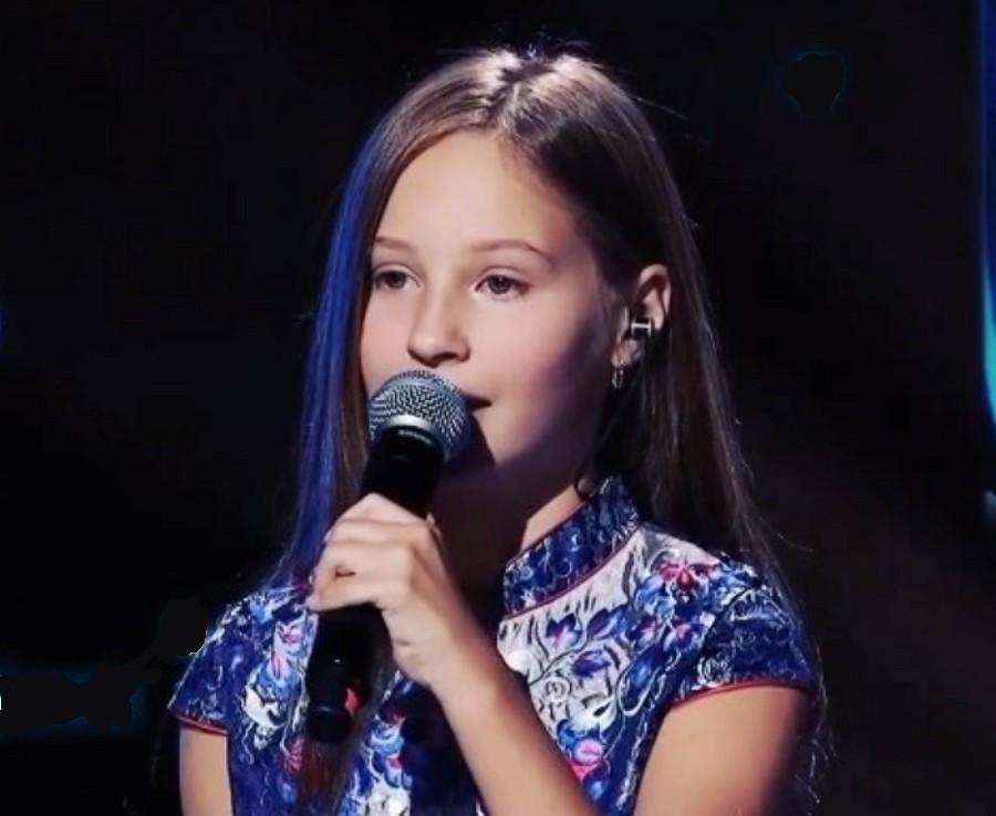 Витас показал, как его 11-летняя дочь поет его главный хит