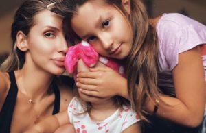 Лобода показала фото со своими дочками Евангелиной и Тильдой