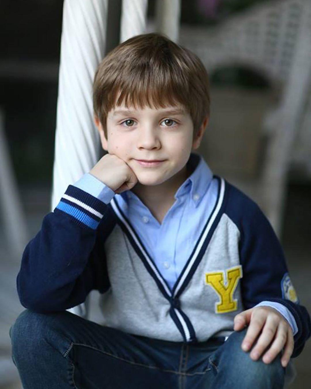 Сын Татьяны Булановой