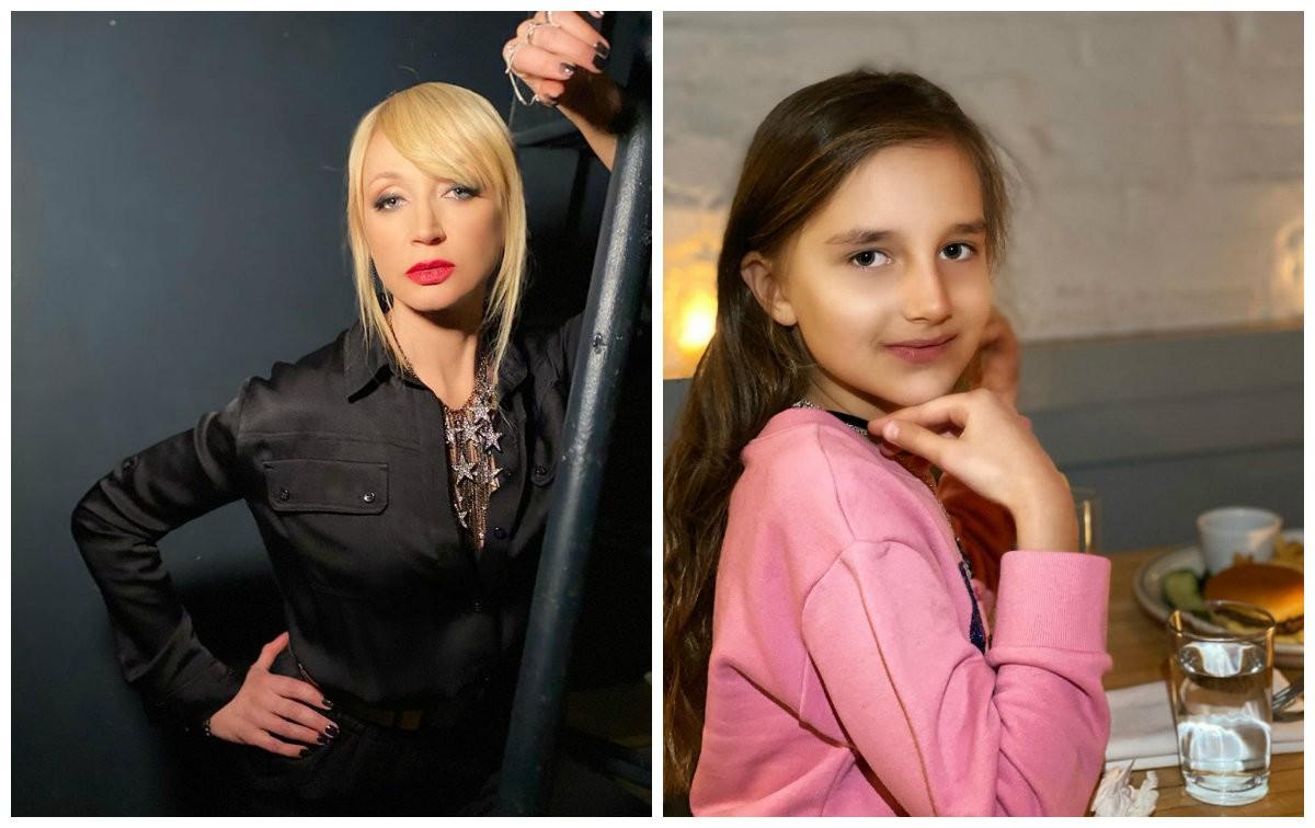 Дочке Кристины Орбакайте исполнилось 8 лет