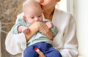 Ольга Орлова заинтриговала поклонников своим фото с малышом | Музолента
