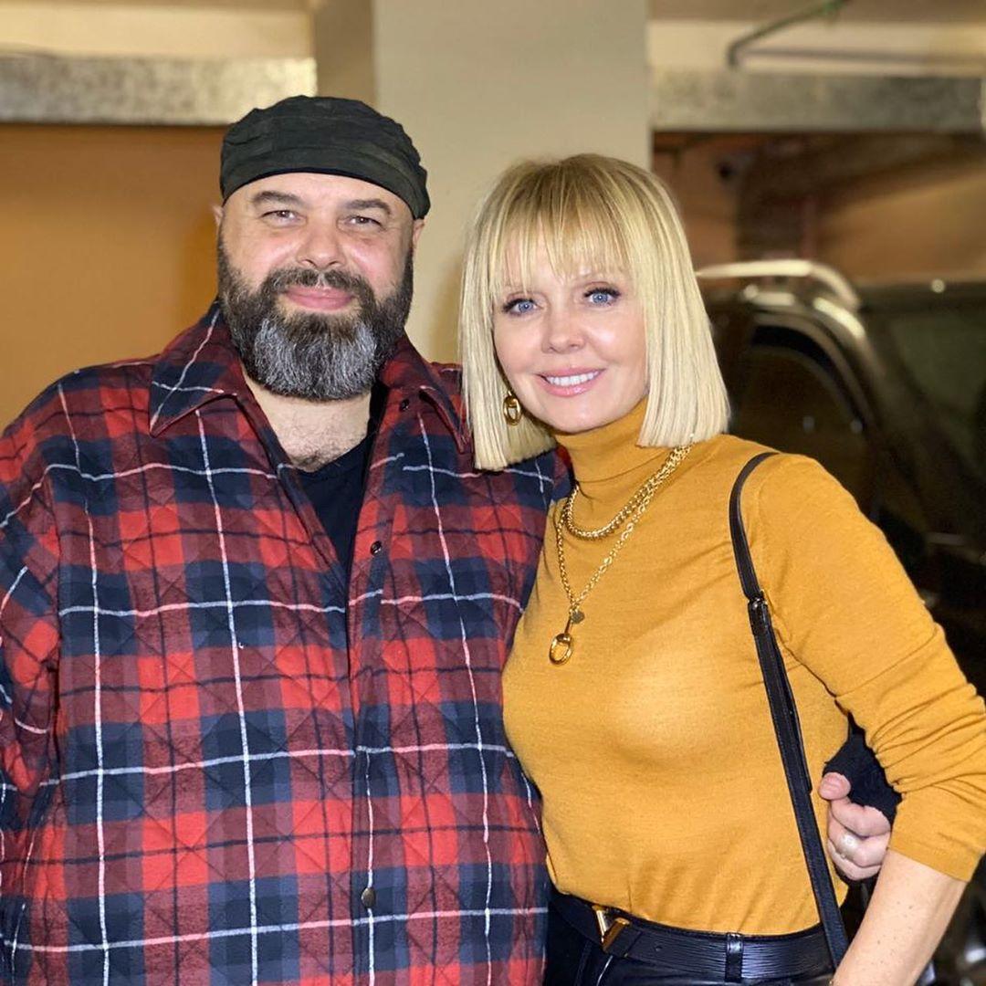 Максим Фадеев, Валерия и Иосиф Пригожин собрались на студии