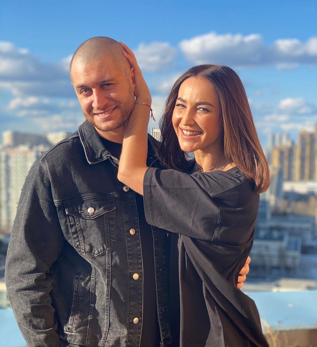 Ольга Бузова и Дава Манукян