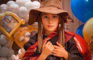 Лобода показала фото своей дочери с Дня рождения в стиле Гарри Поттер