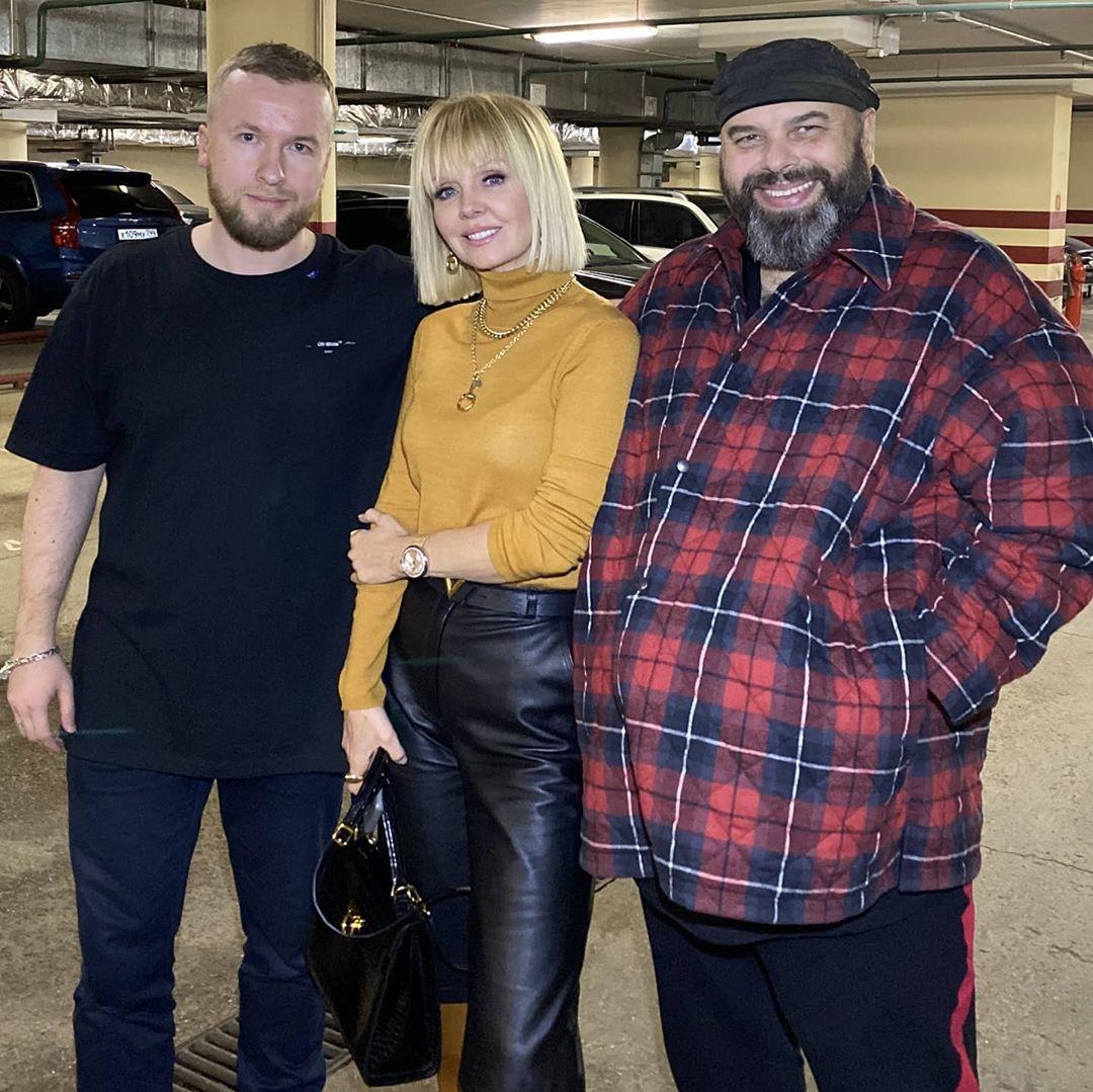 Максим Фадеев и Валерия записали дуэтную песню «До предела»