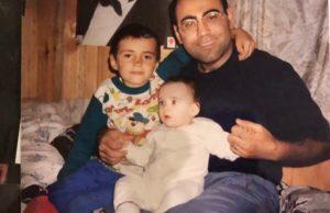 Иосиф Пригожин показал подборку фото со своим сыном