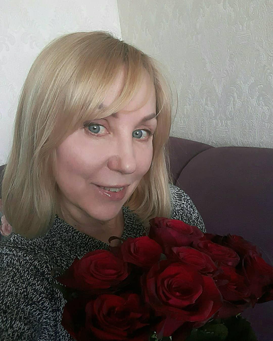Мама АНны Дзюба