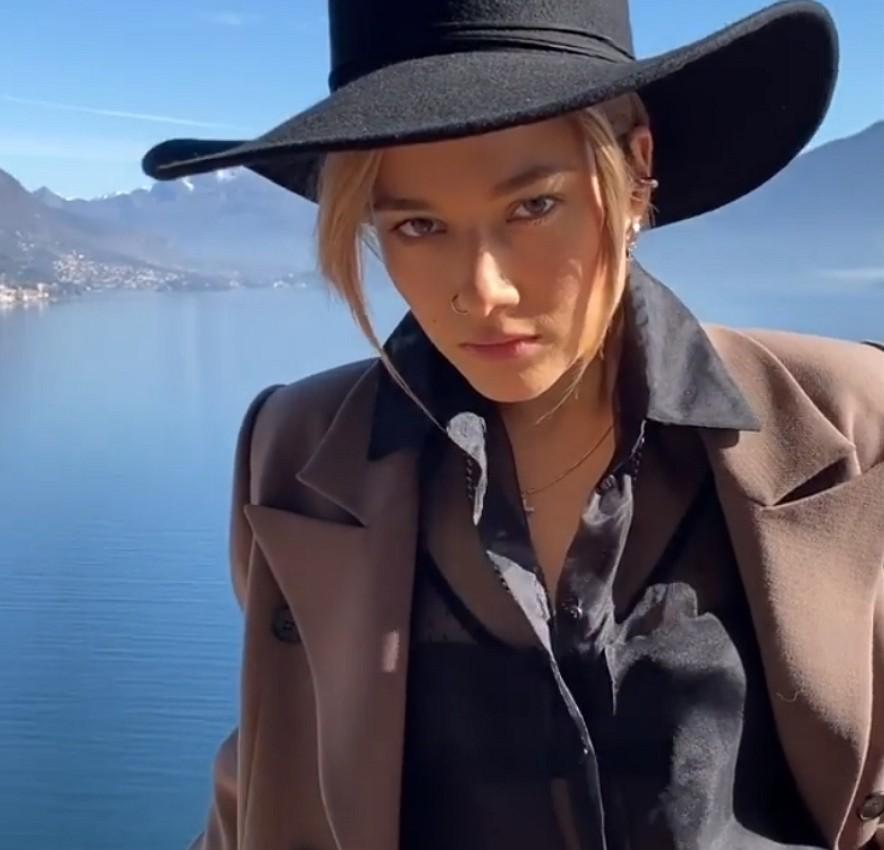 Юлия Паршута выпустила клип «Лучше», снятый в Италии