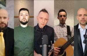 Группа «Звери» записала новый альбом «Одинокому везде пустыня»