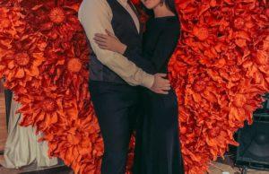 Анастасия Чагина и Иван Сергиенко выпустили песню «Это любовь»