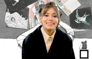 Кристина Кошелева выпустила дебютный альбом «Альбом для рисования»