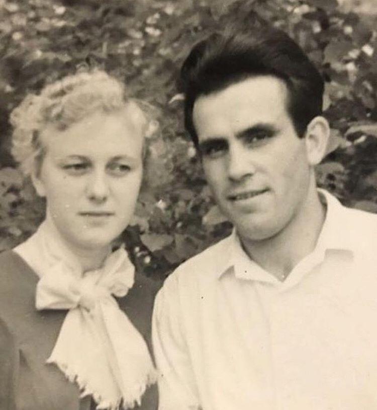 Родители Стаса Михайлова