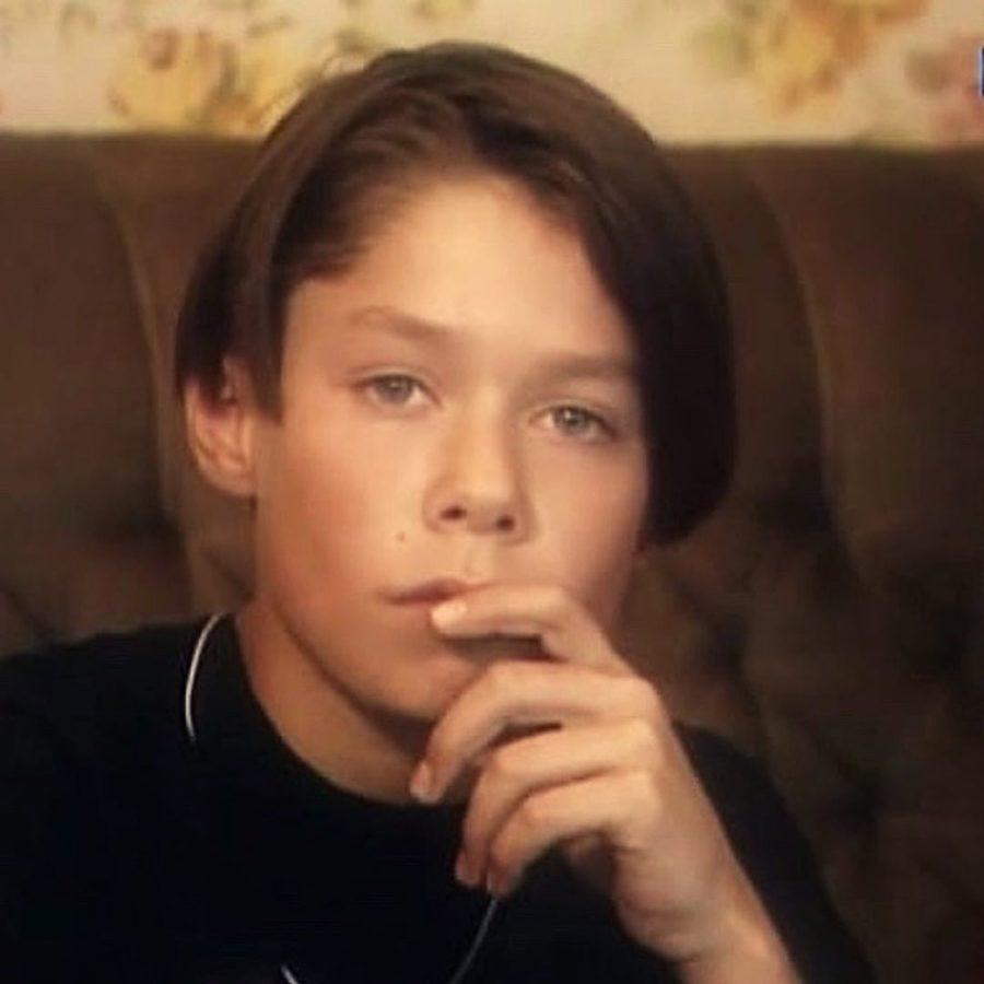 Стас Пьеха показал, как он выглядел в 12-летнем возрасте