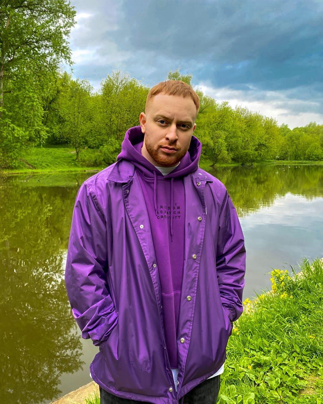 Леша Свик записал песню «Торнадо»