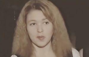 Ирина Дубцова показала фрагмент своего выступления в 13-летнем возрасте