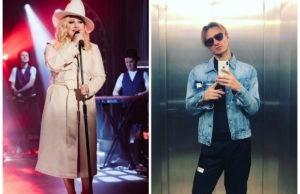 Ева Польна и Рома Кенга записали дуэтную песню «Параплан»