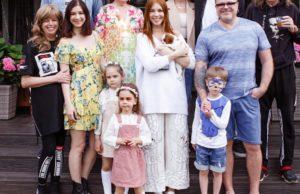 Наталья Подольская показала семейное фото с Дня рождения Темы