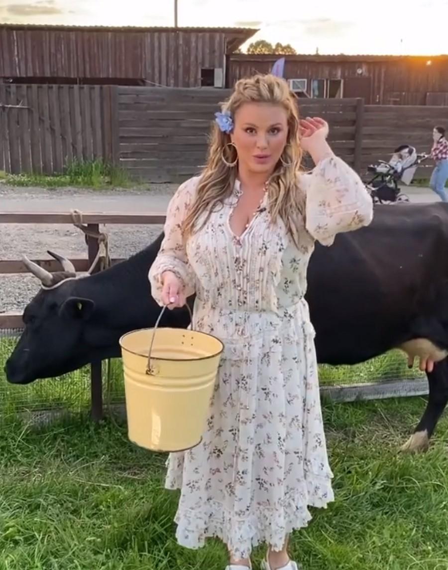 Анна Семенович осуществила свою детскую мечту