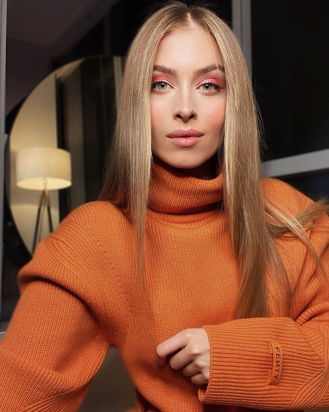 София Евдокименко, внучка Софии Ротару