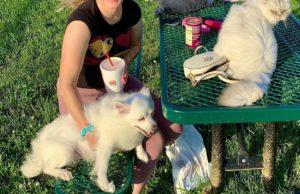 Оказывается, что у старшей дочери Игоря Николаева живут три кошки и собака