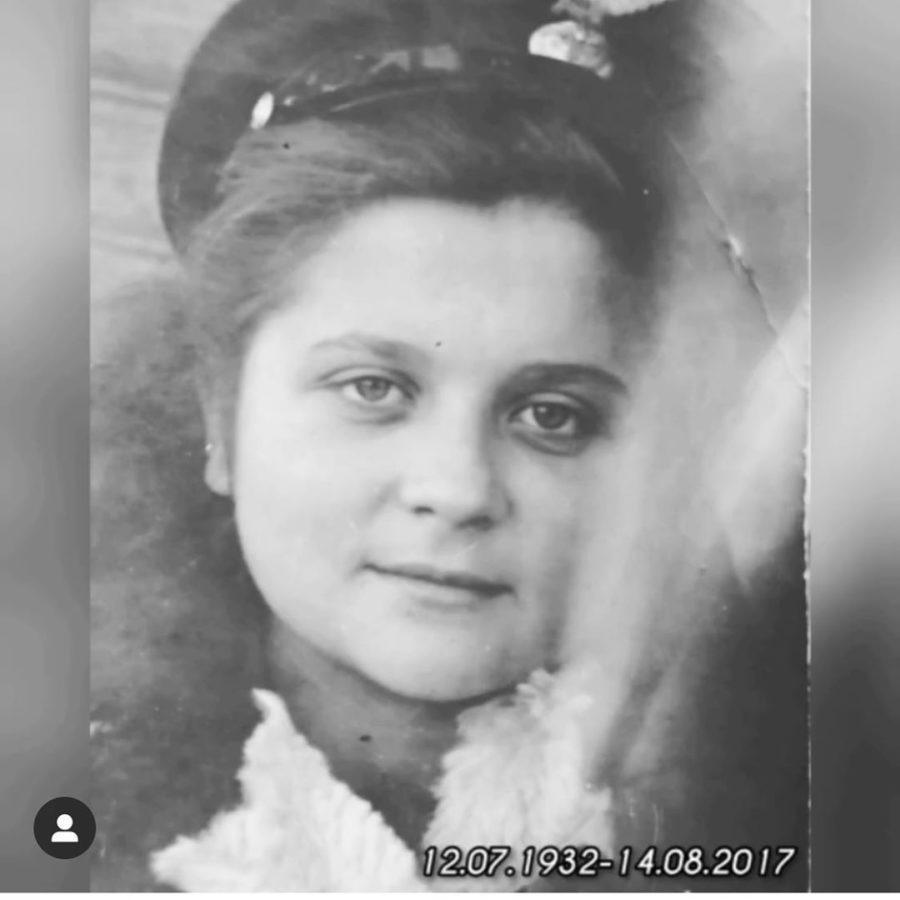 Мама Татьяны Булановой