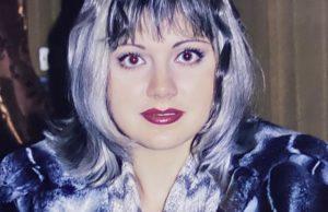 Натали показала свои фото в 25-летнем возрасте с крашенными волосами