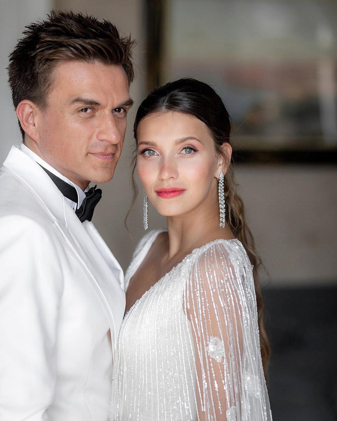 Регина Тодоренко и Влад Топалов поженились в октябре, а годовщину свадьбу отмечают летом