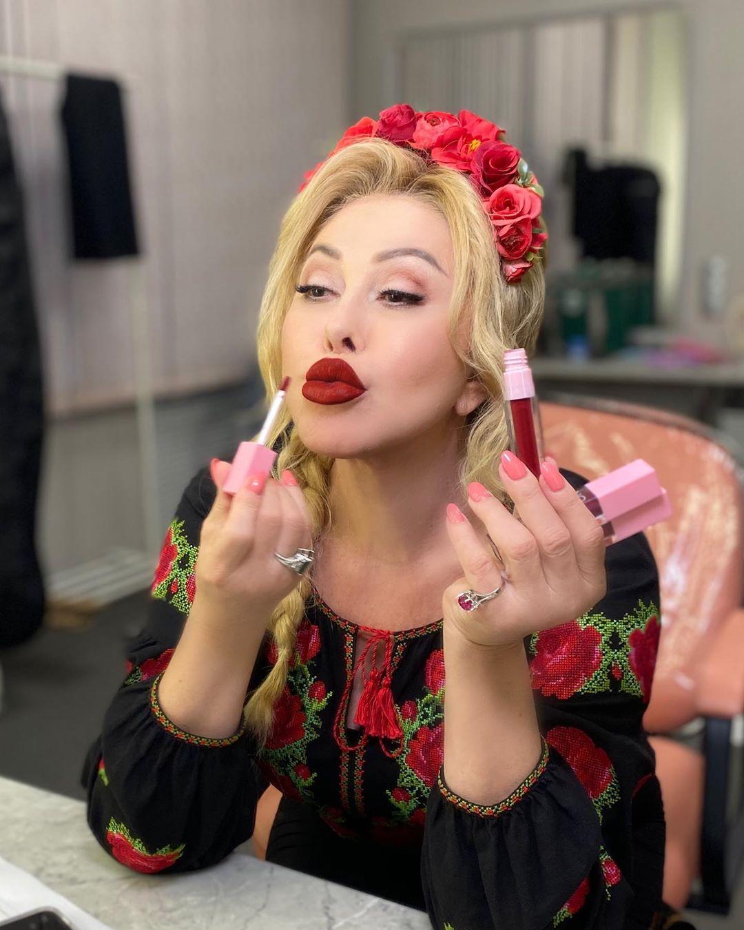Любовь Успенская решила делиться секретами красоты