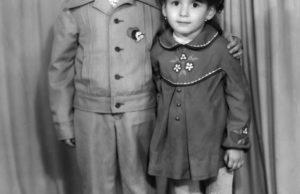 Певица Жасмин показала детское фото со своим братом