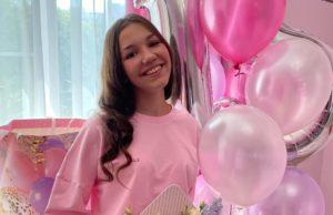 Участница шоу «Голос Дети 7» Алина Штырняева показала фото со своего 15-летия