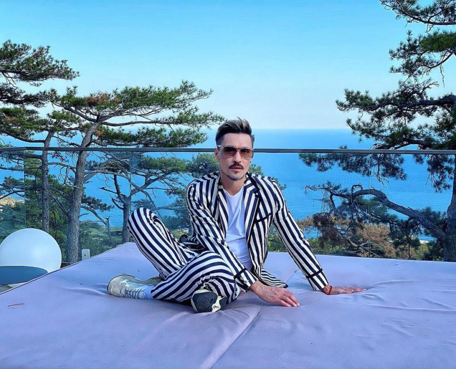 Дима Билан убрал гаджеты и решил погрузиться в природу, отдыхая в Ялте