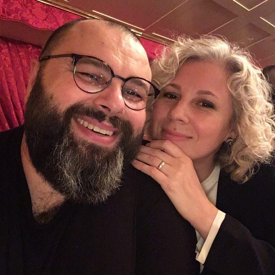 Максим Фадеев показал фото со своей красавицей-женой