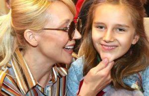 8-летняя дочка Кристины Орбакайте запела на иностранном языке