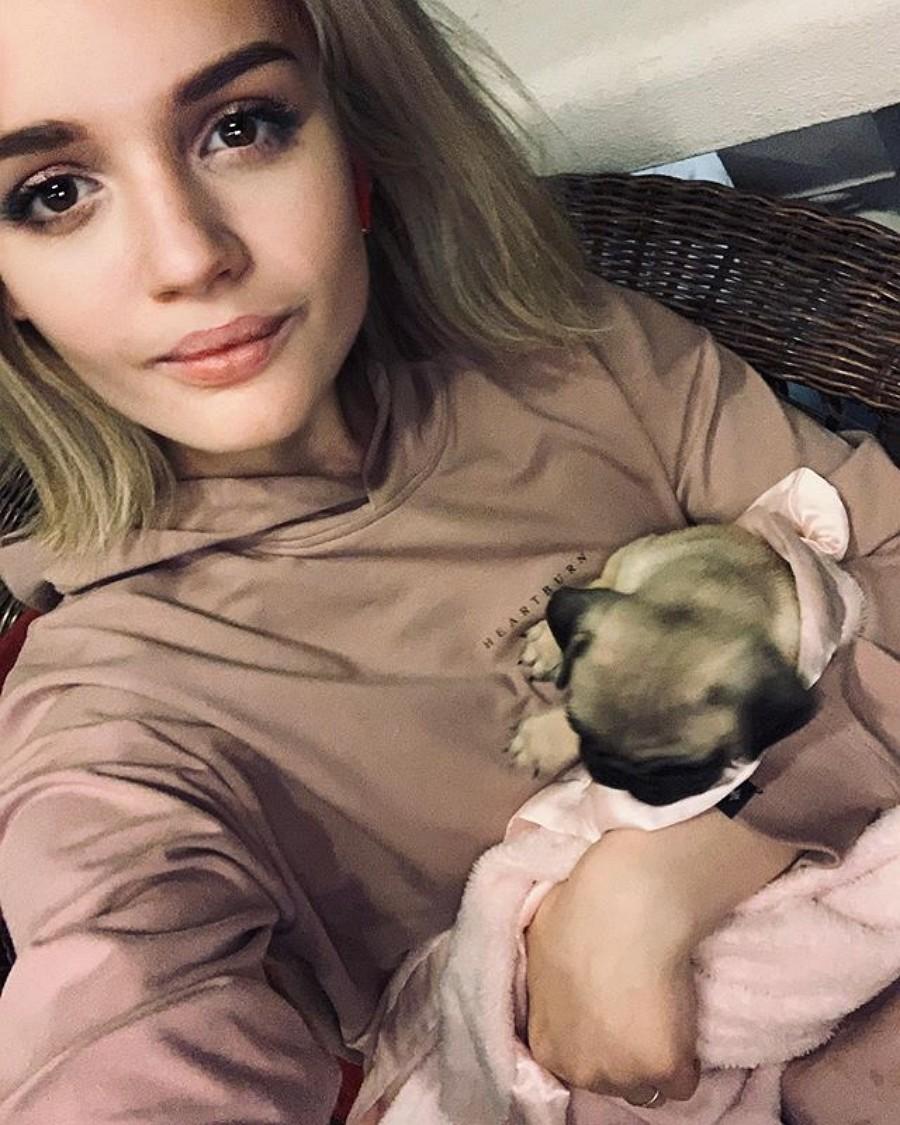 Дочка певицы Славы выпустила песню «Не трогай меня»