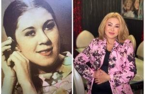 Дочь Успенской показала фото молодой мамы, когда у нее еще были темные волосы