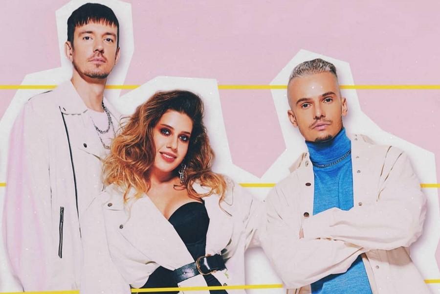 Группа 5sta Family впервые показали видео с исполнением песни «5 минут» на концерте