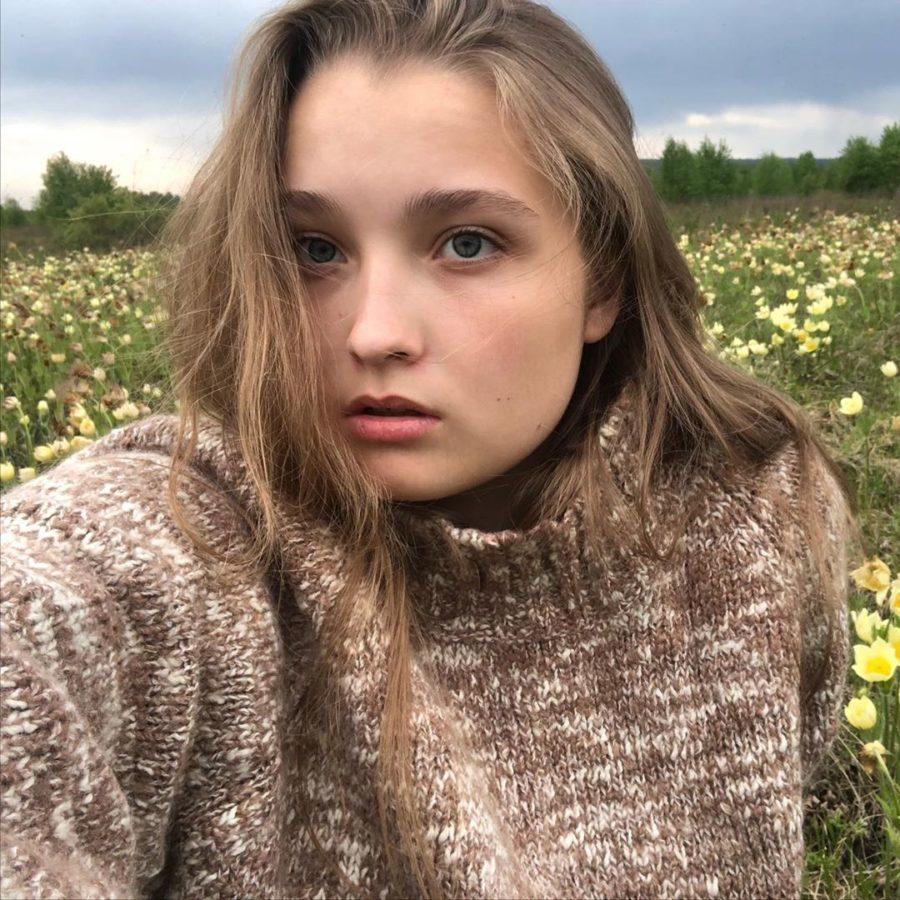 Молодая начинающая певица Alyssa Trifonova выпустила песню «Дождь»