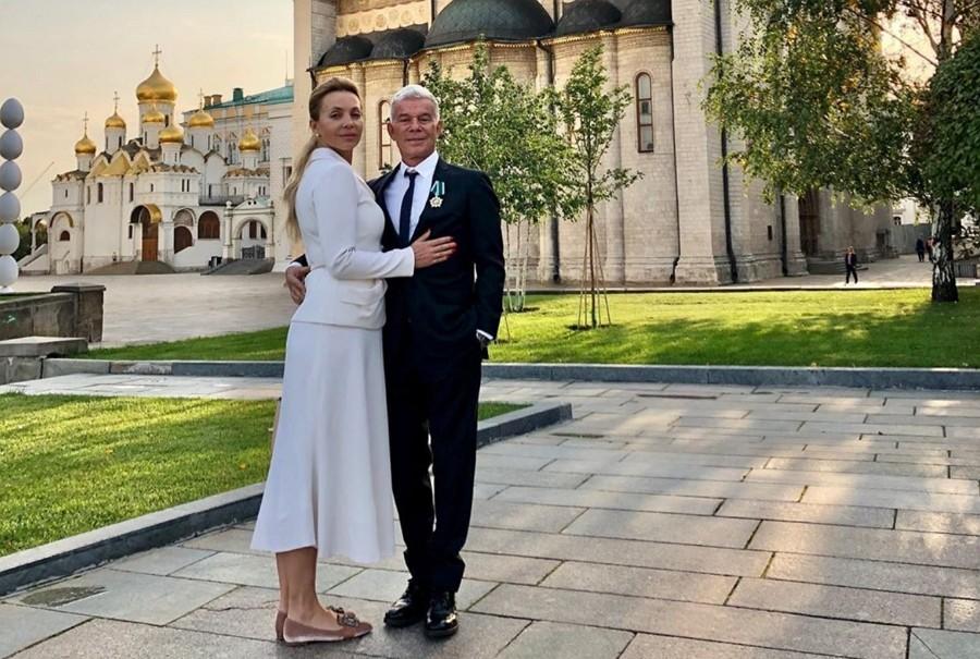 Олегу Газманову вручили Орден Дружбы через 2 года после указа