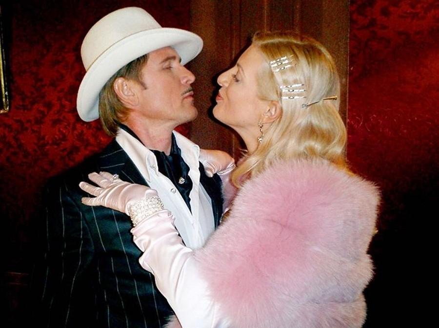 Александр Малинин и Эмма Малинина отметили 30 со дня Венчания