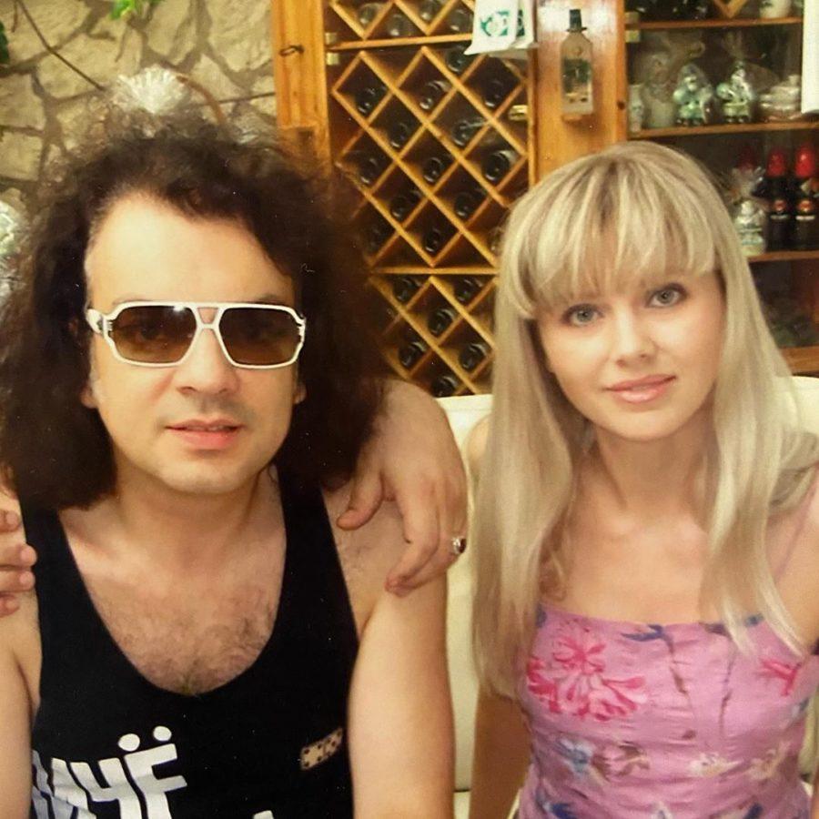 Натали показала фото с Киркоровым 15-летней давности