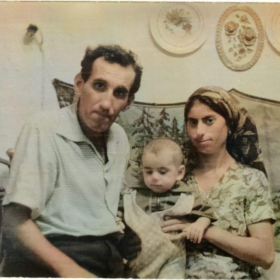 Иосиф Пригожин показал детское фото с родителями