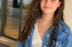 Старшей дочери Алсу исполнилось 14 лет. Скромная и красивая