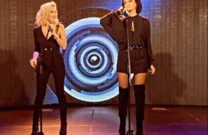Певица Слава с дочерью выступили на премии «Brand Awards 2020»