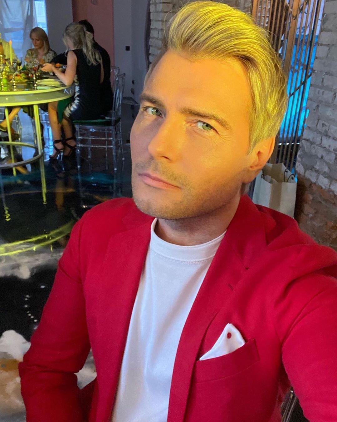 Николай Басков записал трогательную песню «Любовь бессмертна»